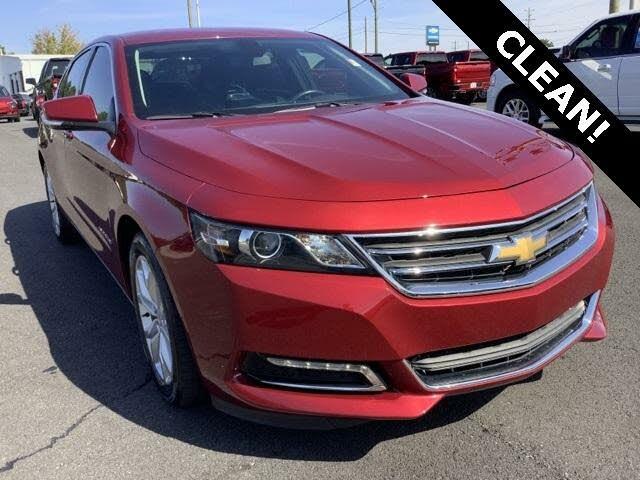 2019 Chevrolet Impala LT FWD