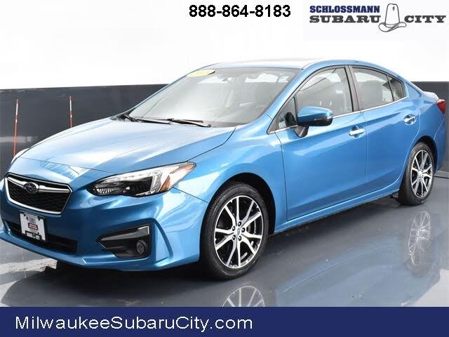 2018 Subaru Impreza 2.0i Limited Sedan AWD