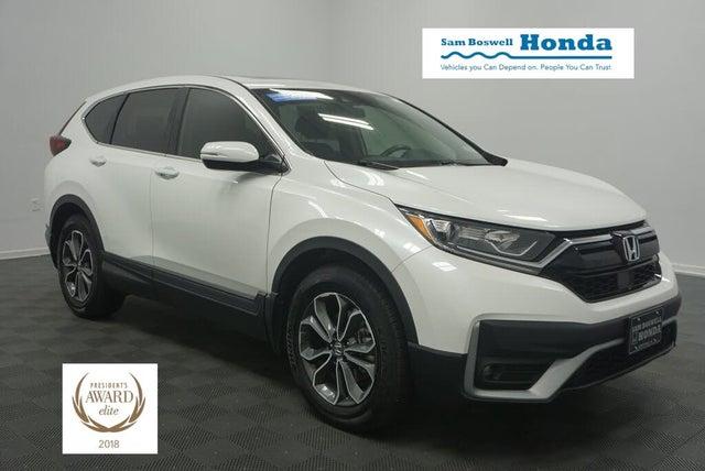 2020 Honda CR-V EX FWD