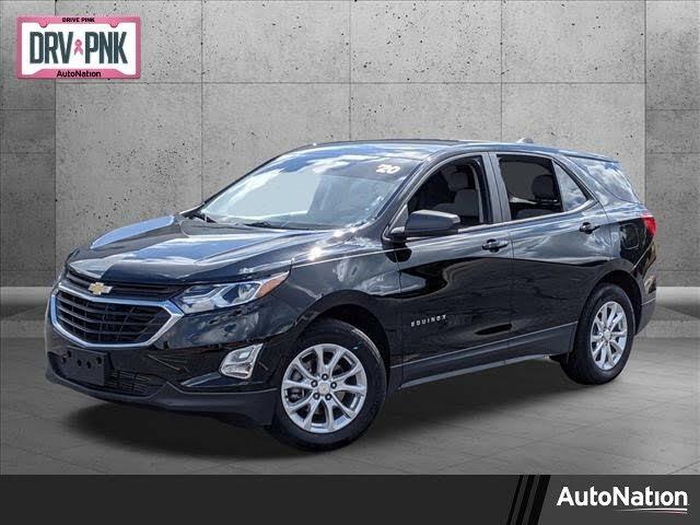 2020 Chevrolet Equinox 1.5T LS FWD