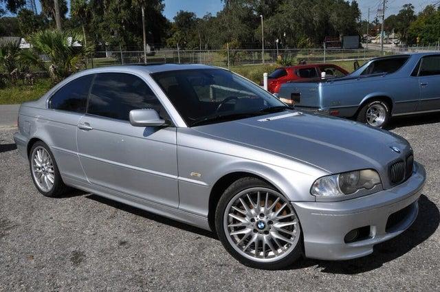 2003 BMW 3 Series 330Ci Coupe RWD
