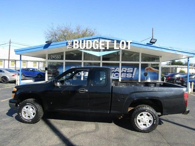 2008 Chevrolet Colorado LS Extended Cab 4WD