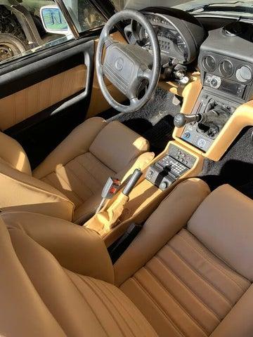 1991 Alfa Romeo Spider RWD