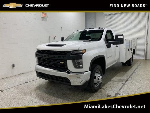 2022 Chevrolet Silverado 3500HD