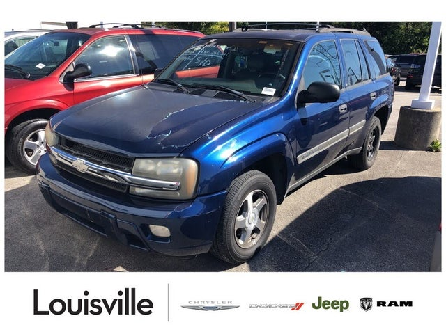 2002 Chevrolet Trailblazer LT RWD