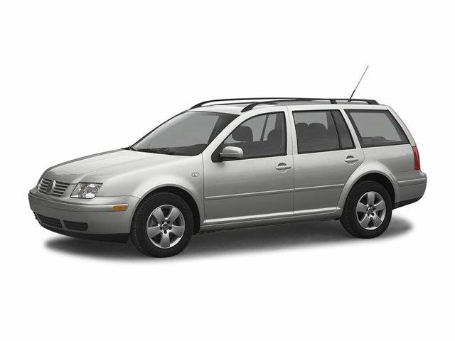 2003 Volkswagen Jetta GLS 2.0 Wagon