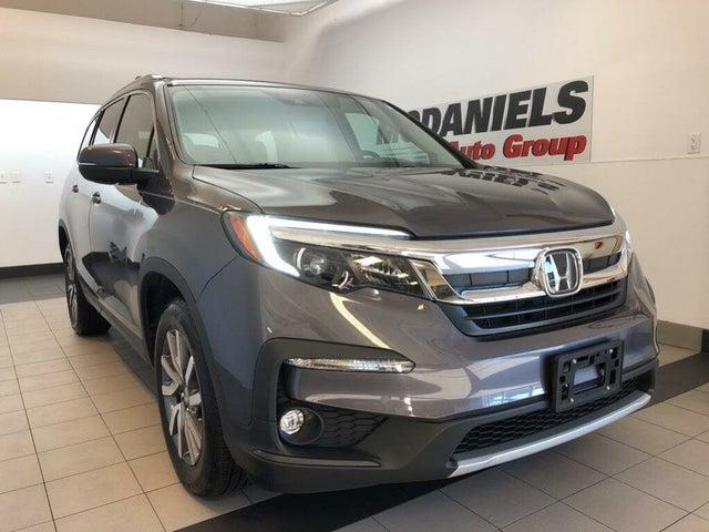 2020 Honda Pilot EX-L FWD