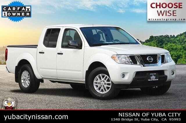 2021 Nissan Frontier SV Crew Cab 4WD