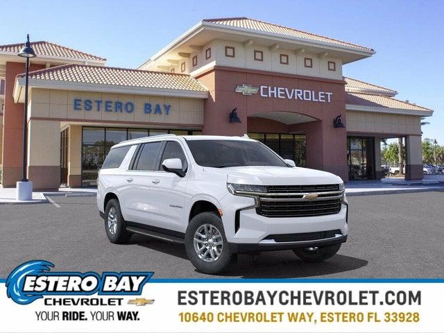 2021 Chevrolet Suburban LS RWD