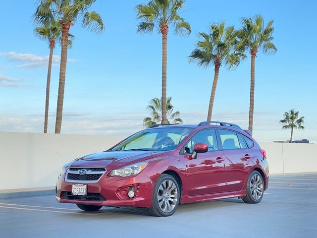 2013 Subaru Impreza 2.0i Sport Limited Hatchback