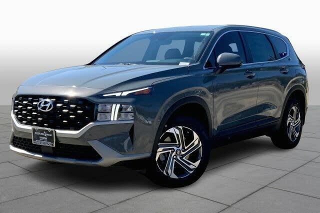 2022 Hyundai Santa Fe SE FWD