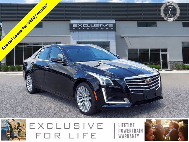2019 Cadillac CTS 2.0T Luxury AWD