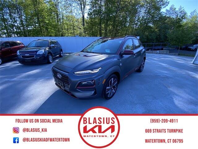 2019 Hyundai Kona Iron Man AWD