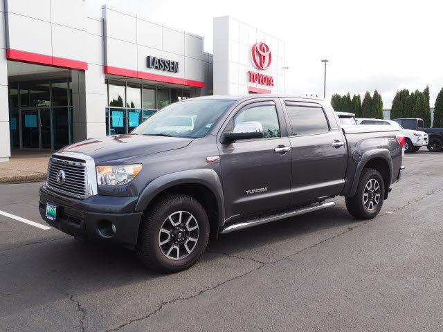 2011 Toyota Tundra Limited CrewMax 5.7L FFV 4WD