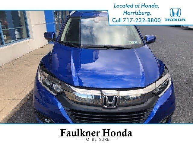 2020 Honda HR-V EX-L AWD