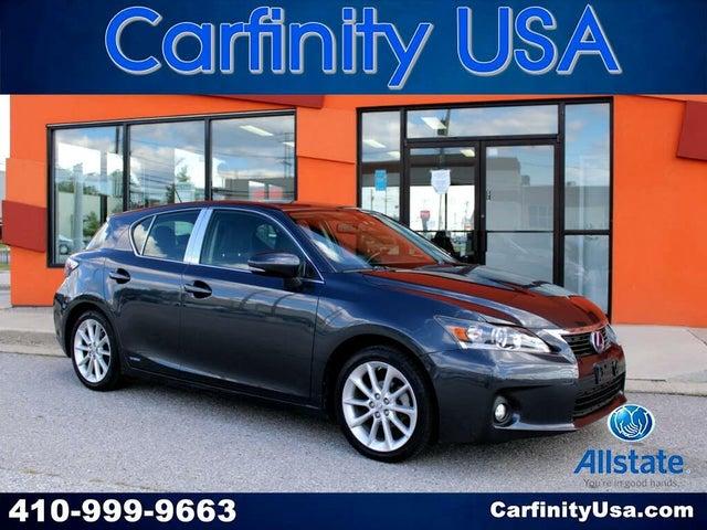 2011 Lexus CT Hybrid 200h Premium FWD