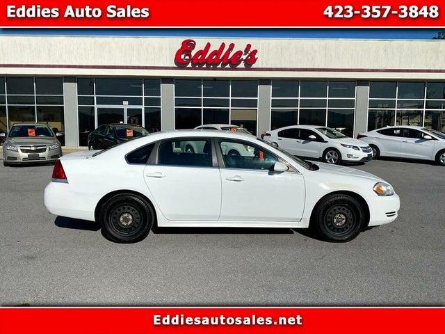 2010 Chevrolet Impala Police FWD