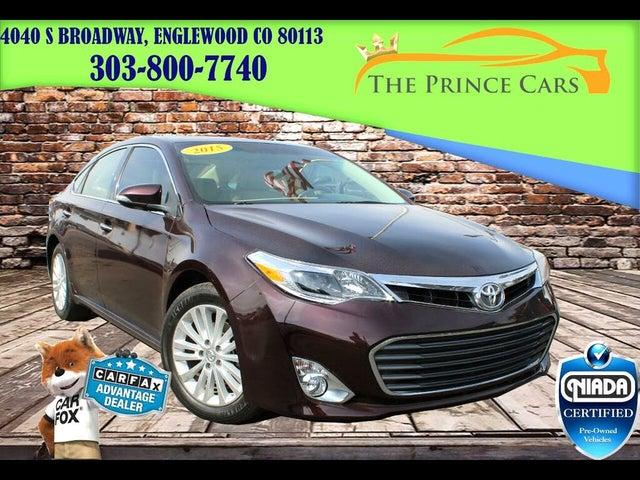 2015 Toyota Avalon Hybrid XLE Premium FWD