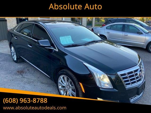 2013 Cadillac XTS Premium FWD