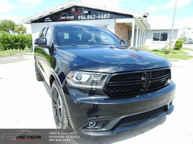 2017 Dodge Durango R/T RWD
