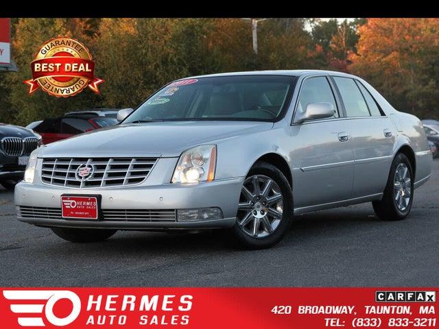 2011 Cadillac DTS Premium FWD