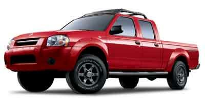 2004 Nissan Frontier 4 Dr XE 4WD Crew Cab SB