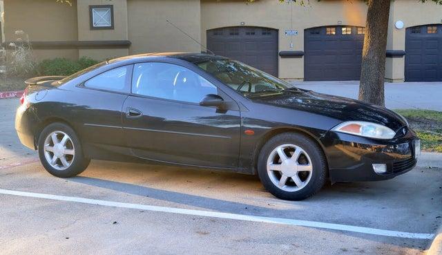 2002 Mercury Cougar V6 Hatchback FWD