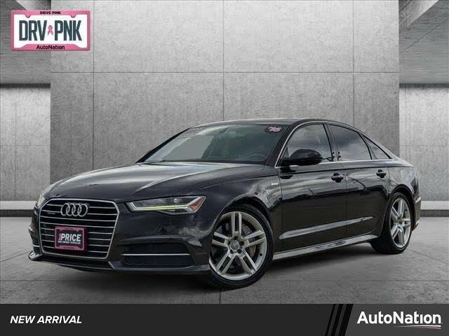 2016 Audi A6 3.0T quattro Premium Plus Sedan AWD