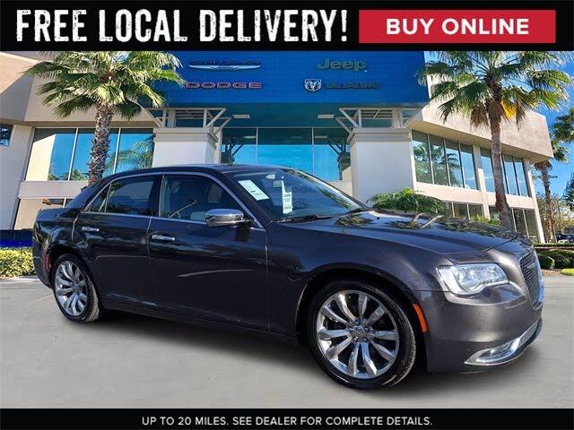 2020 Chrysler 300 Limited RWD