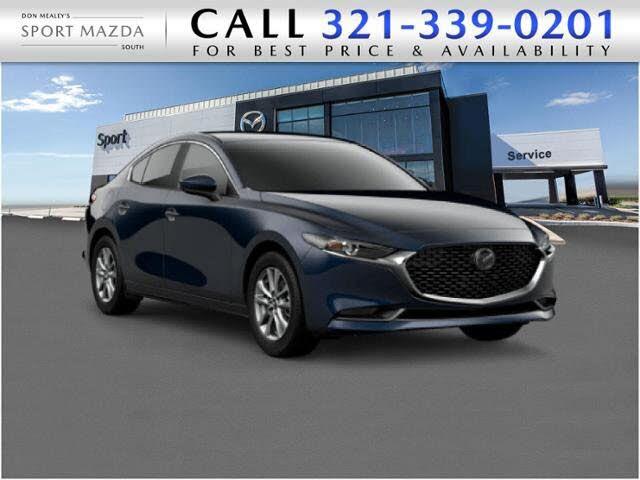2021 Mazda MAZDA3 2.5 S Sedan FWD