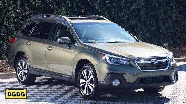 2019 Subaru Outback 2.5i Limited AWD