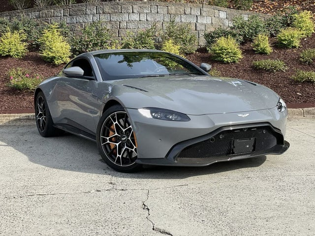 2020 Aston Martin Vantage AMR RWD