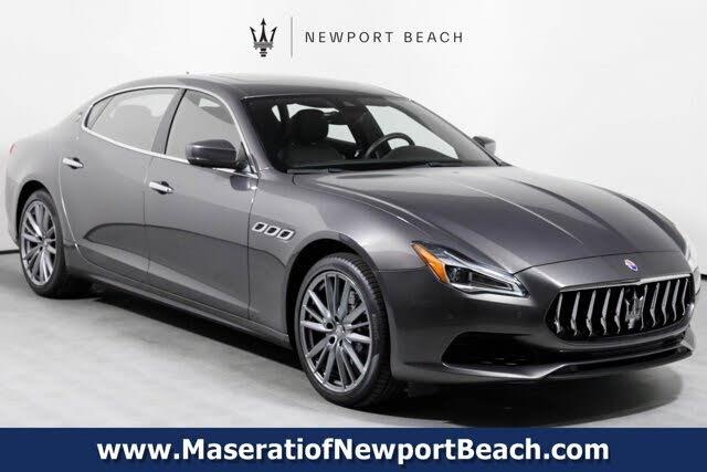 2020 Maserati Quattroporte S Q4 AWD