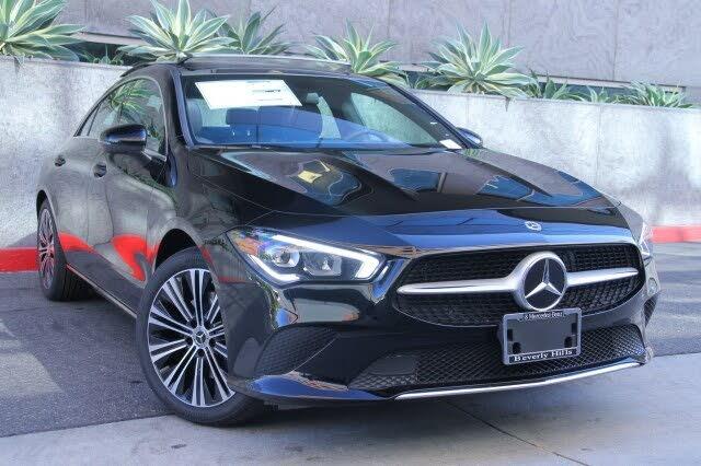 2022 Mercedes-Benz CLA-Class