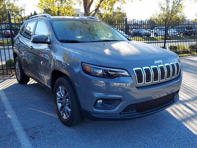 2020 Jeep Cherokee Latitude Plus 4WD