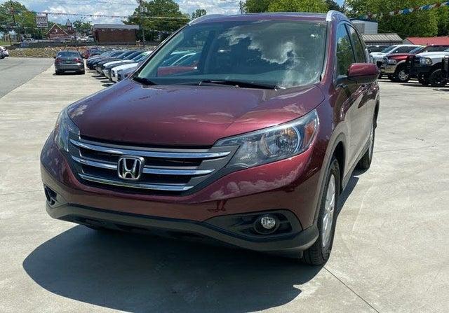 2013 Honda CR-V EX-L AWD with Navigation