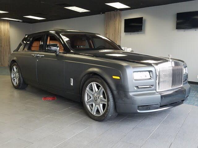 2015 Rolls-Royce Phantom Base