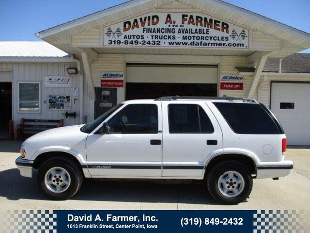 1997 Chevrolet Blazer LS 4-Door 4WD