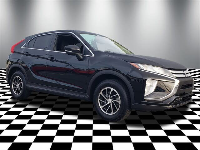 2020 Mitsubishi Eclipse Cross ES FWD