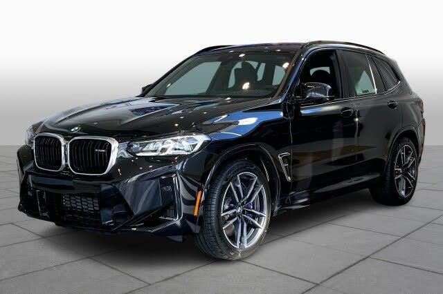 2022 BMW X3 M AWD