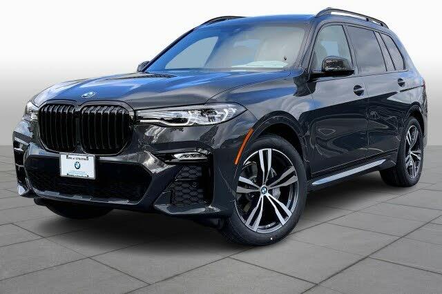 2022 BMW X7 xDrive40i AWD