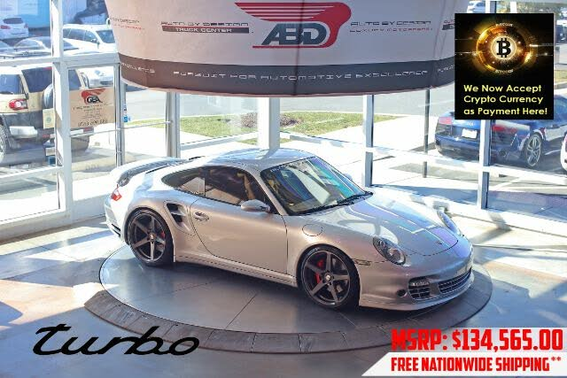 2007 Porsche 911 Turbo Coupe AWD
