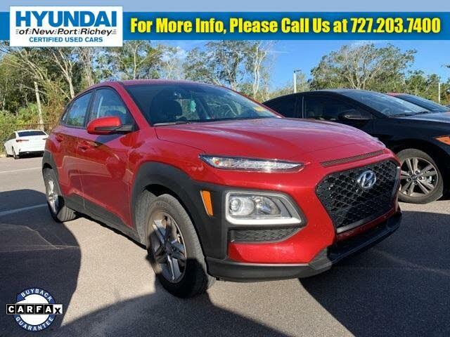2019 Hyundai Kona SE FWD