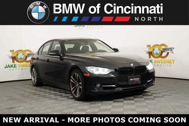 2014 BMW 3 Series 335i Sedan RWD