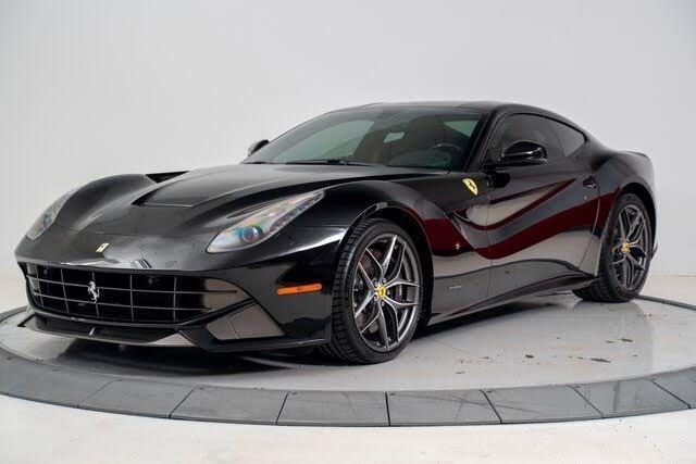 2014 Ferrari F12 Berlinetta Coupe