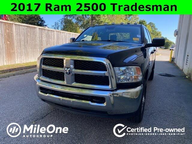 2017 RAM 2500 Tradesman Crew Cab