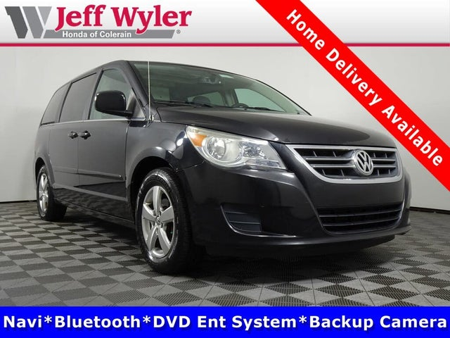 2010 Volkswagen Routan SEL CARB with RSE and Nav