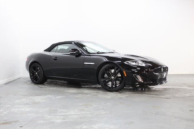2014 Jaguar XK-Series XKR Convertible RWD