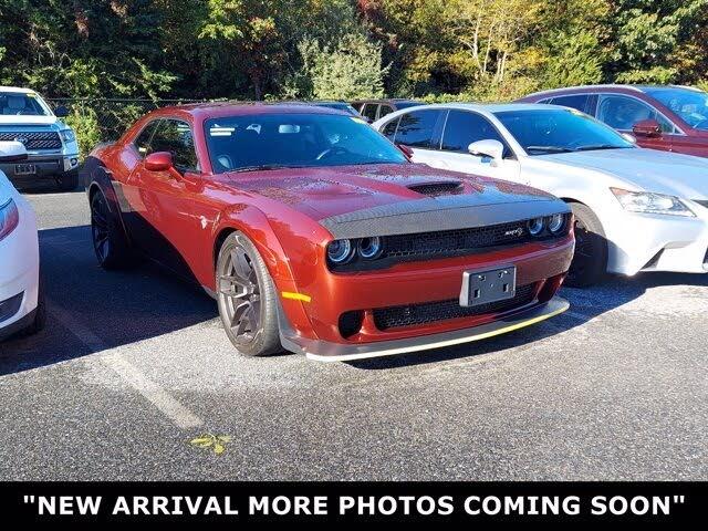 2018 Dodge Challenger SRT Hellcat Widebody RWD