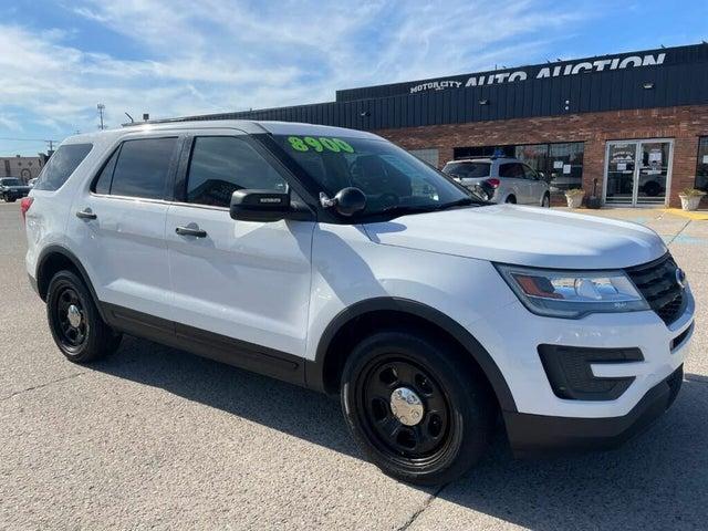 2016 Ford Explorer Police Interceptor AWD